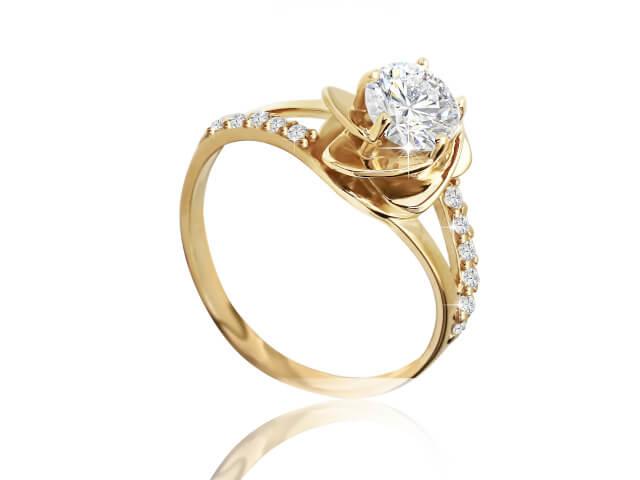 指輪のおしゃれな付け方
